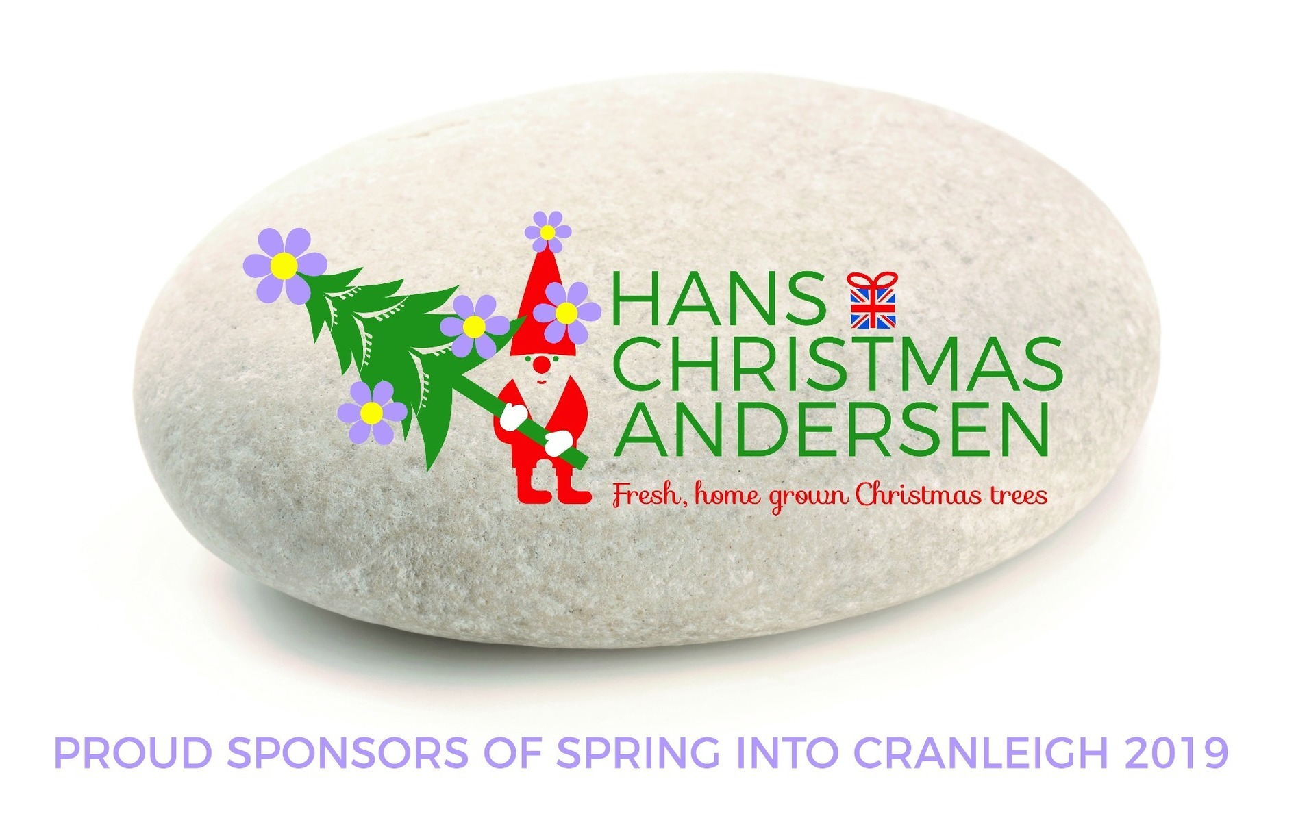 Hans Christmas Andersen Santa Fir Christmas Trees Guildford